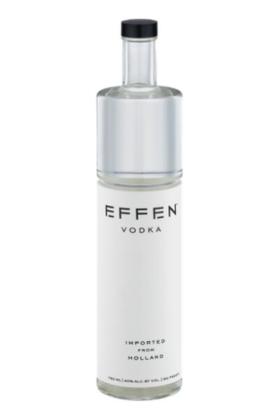 EFFEN Original Vodka.