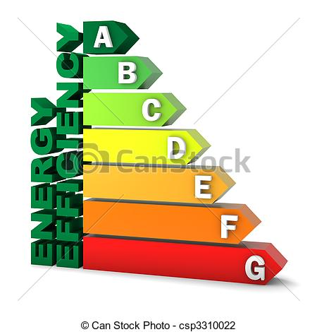 Energy Efficiency Purchase Clipart.