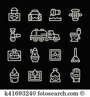 Effluent Clipart Vector Graphics. 34 effluent EPS clip art vector.