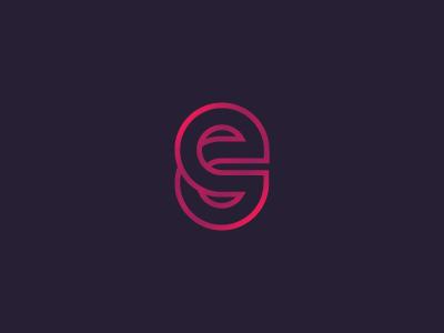 eg monogram / lettermark.