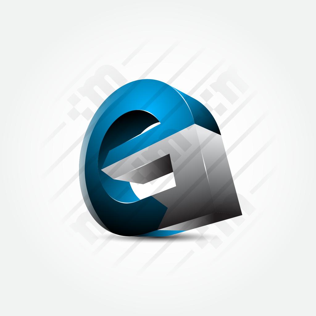 3D Logo Design eG.