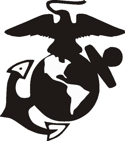 usmc emblem clip art.