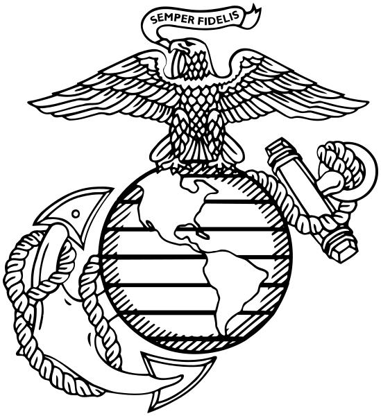 USMC EGA.