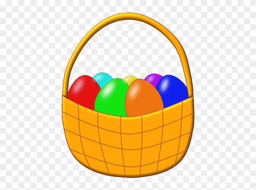 Easter Basket Png Free Download.