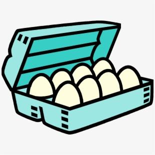 Free Egg Carton Clipart Cliparts, Silhouettes, Cartoons Free.