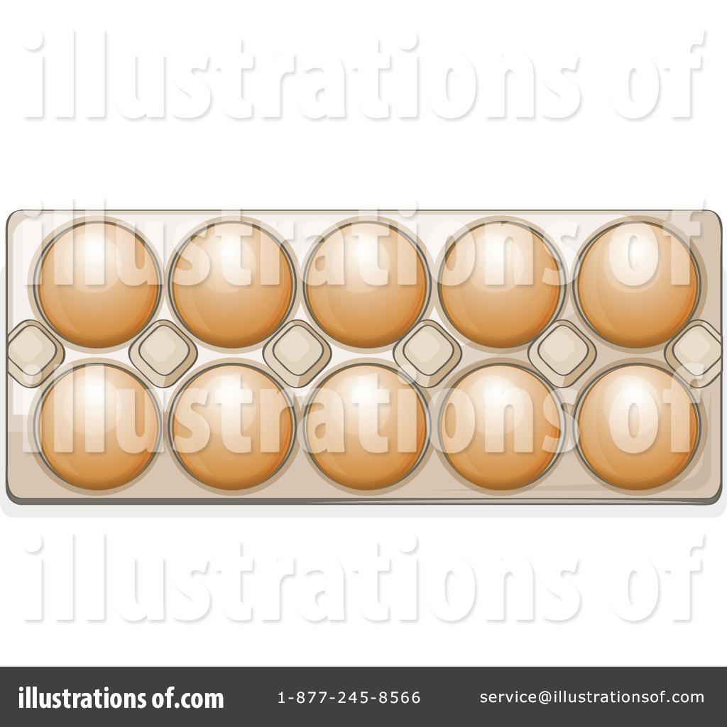 Egg Carton Clipart #1133389.