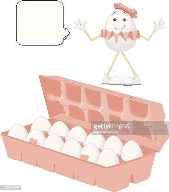 60 Top Egg Carton Stock Illustrations, Clip art, Cartoons, & Icons.