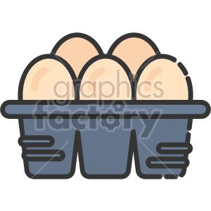 Egg Carton . Royalty.