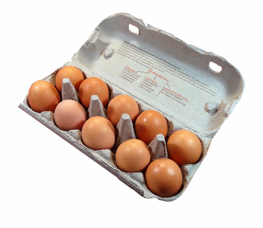 Egg Pack Food Egg Box Egg Carton Chicken Eggs.