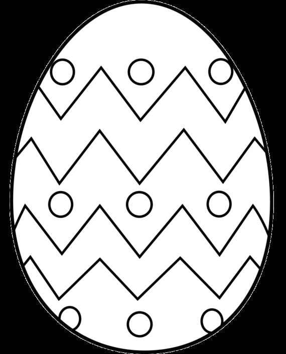 Free egg free clip art of egg clipart black and white 0 easter.