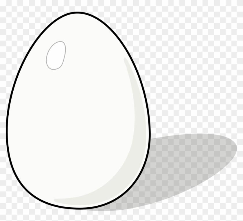 Free Clip Art Of Egg.