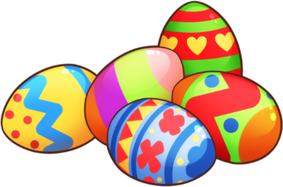 Download Easter Clip Art Free Clipart Of Easter Eggs.