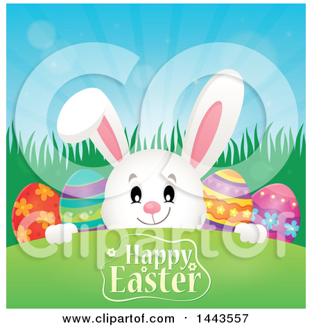 Royalty Free Stock Illustrations of Easter Eggs by visekart Page 1.