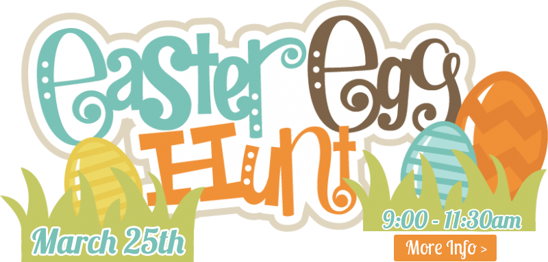 Easter egg hunt banner clipart images gallery for free download.