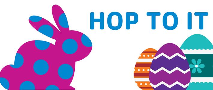 Easter Egg Hunt.