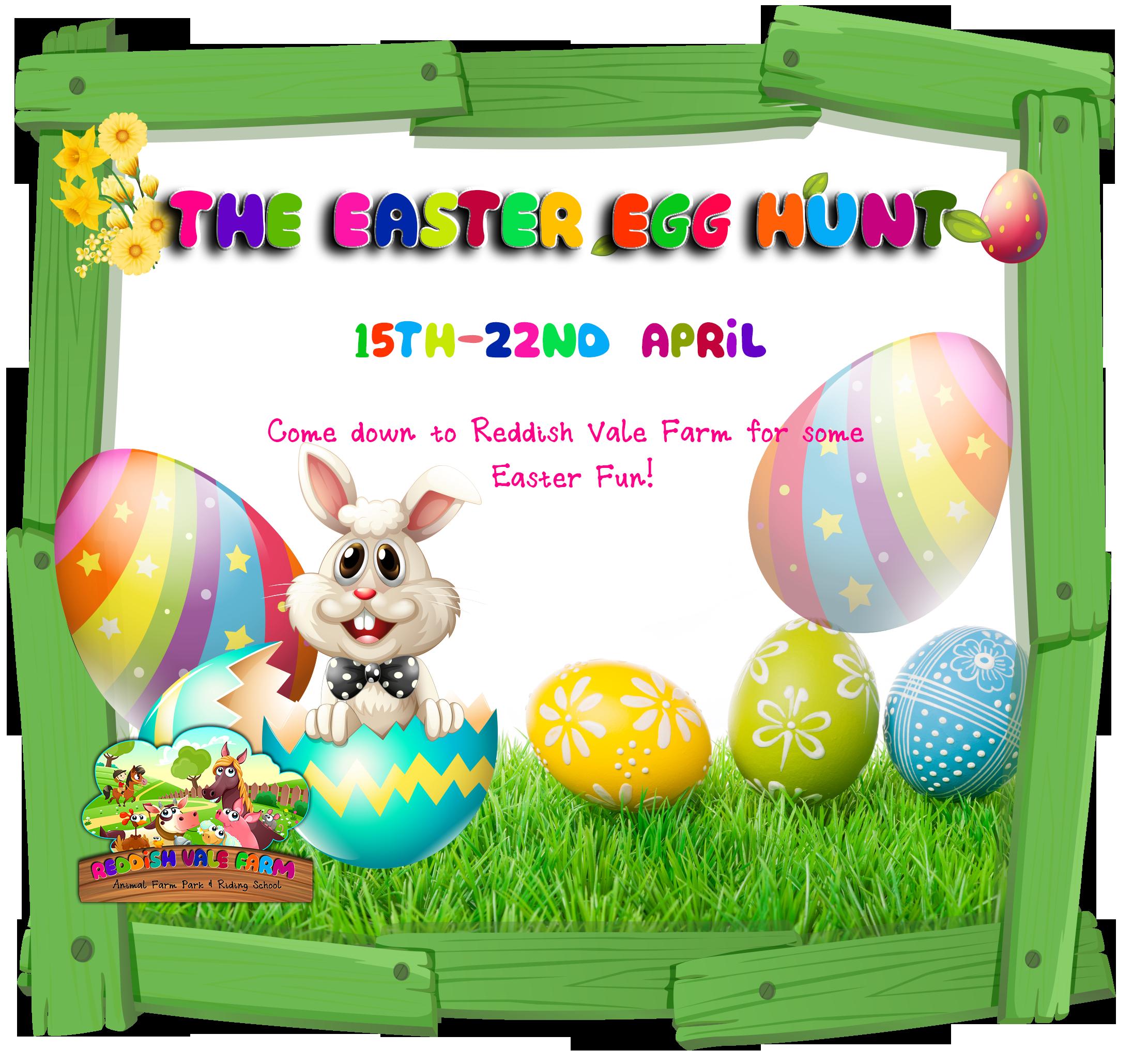The Easter Egg Hunt.