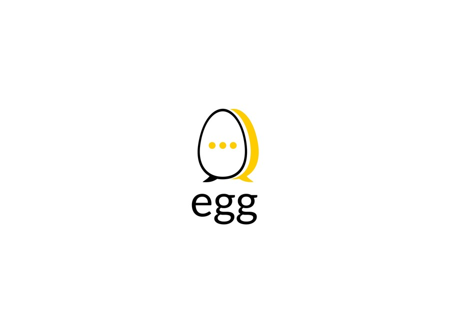 Entry #75 by hennyuvendra for Egg Logo design.