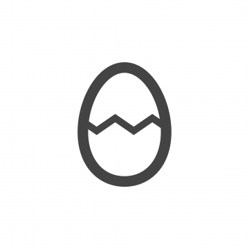 Cracked Eggs PNG Images.