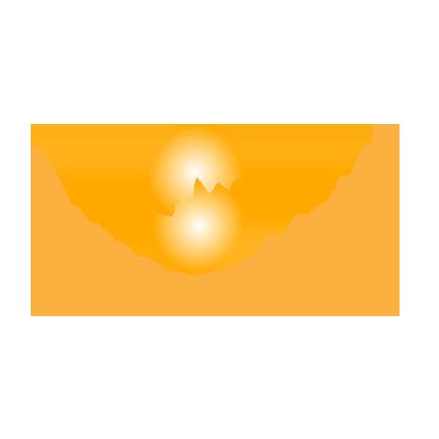 Cracked Golden Egg Logo Maker.