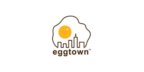40 Excellent Egg Logos.