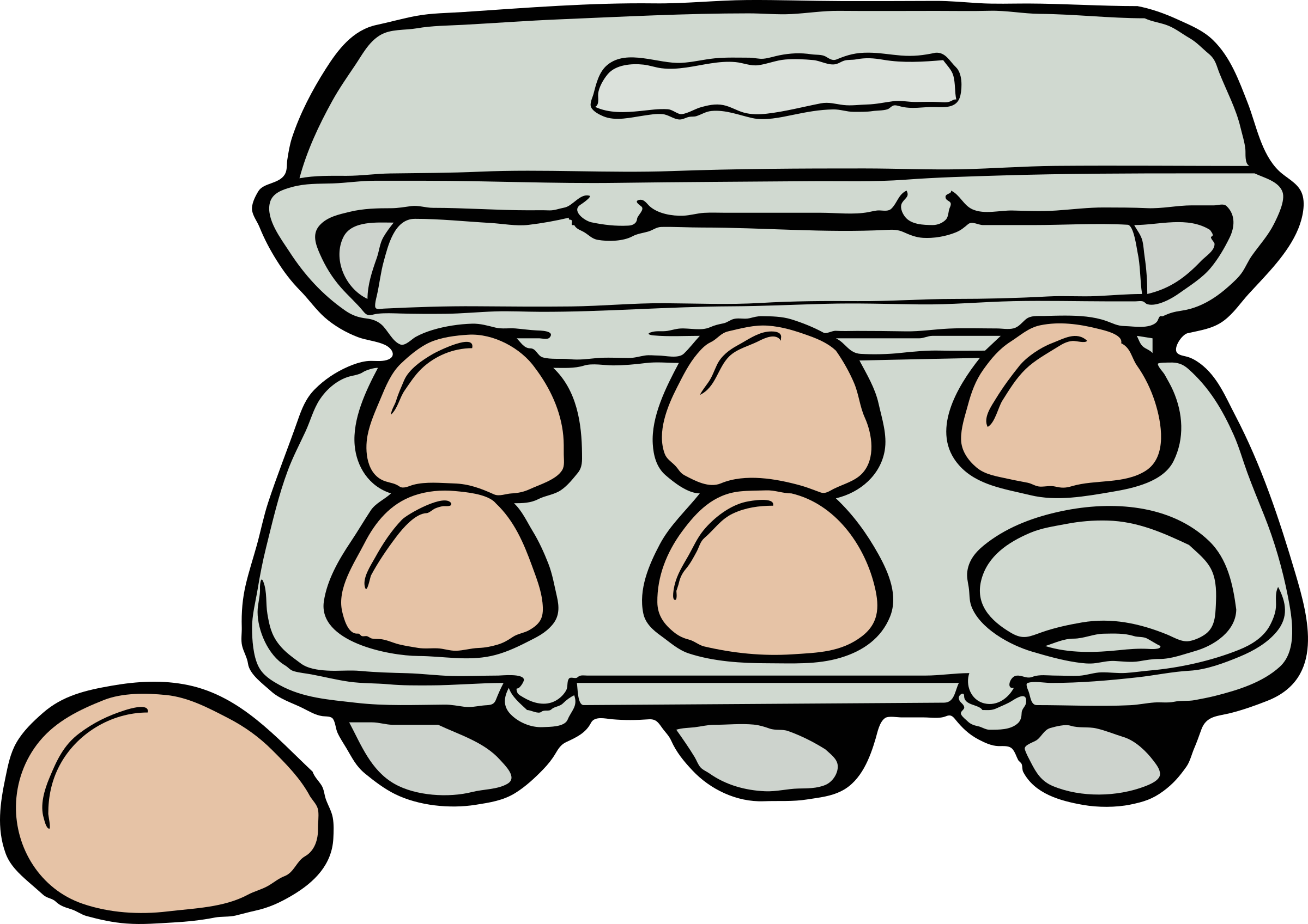 Egg clipart six, Egg six Transparent FREE for download on.
