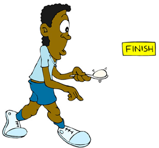 Egg And Spoon Race PNG Transparent Egg And Spoon Race.PNG Images.