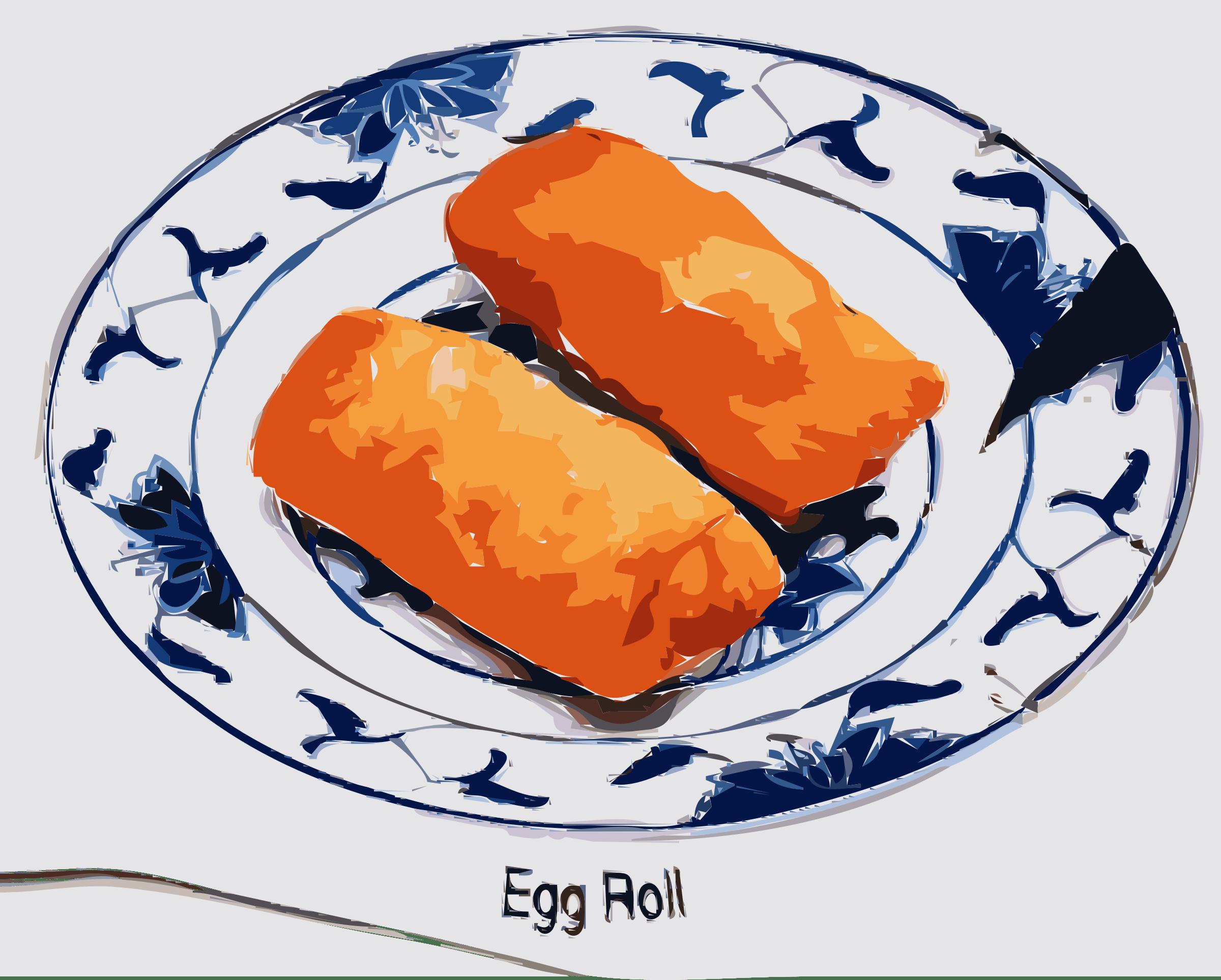 Egg roll clipart » Clipart Portal.