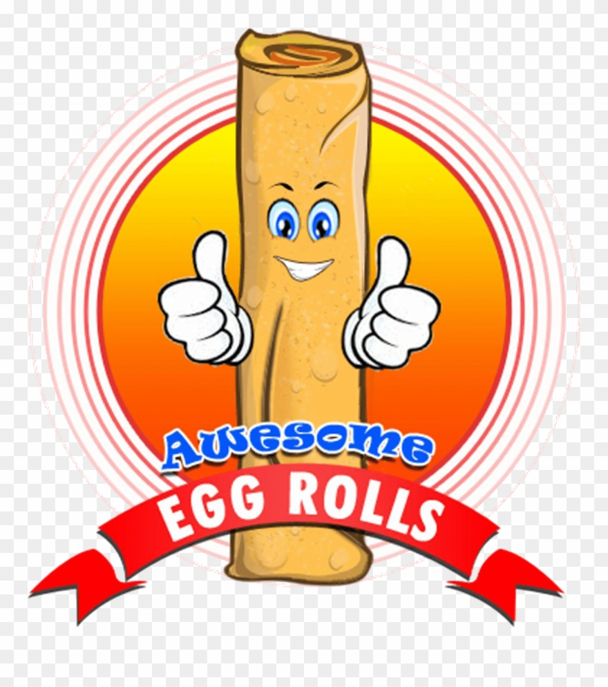 942 Awesome Egg Rolls.