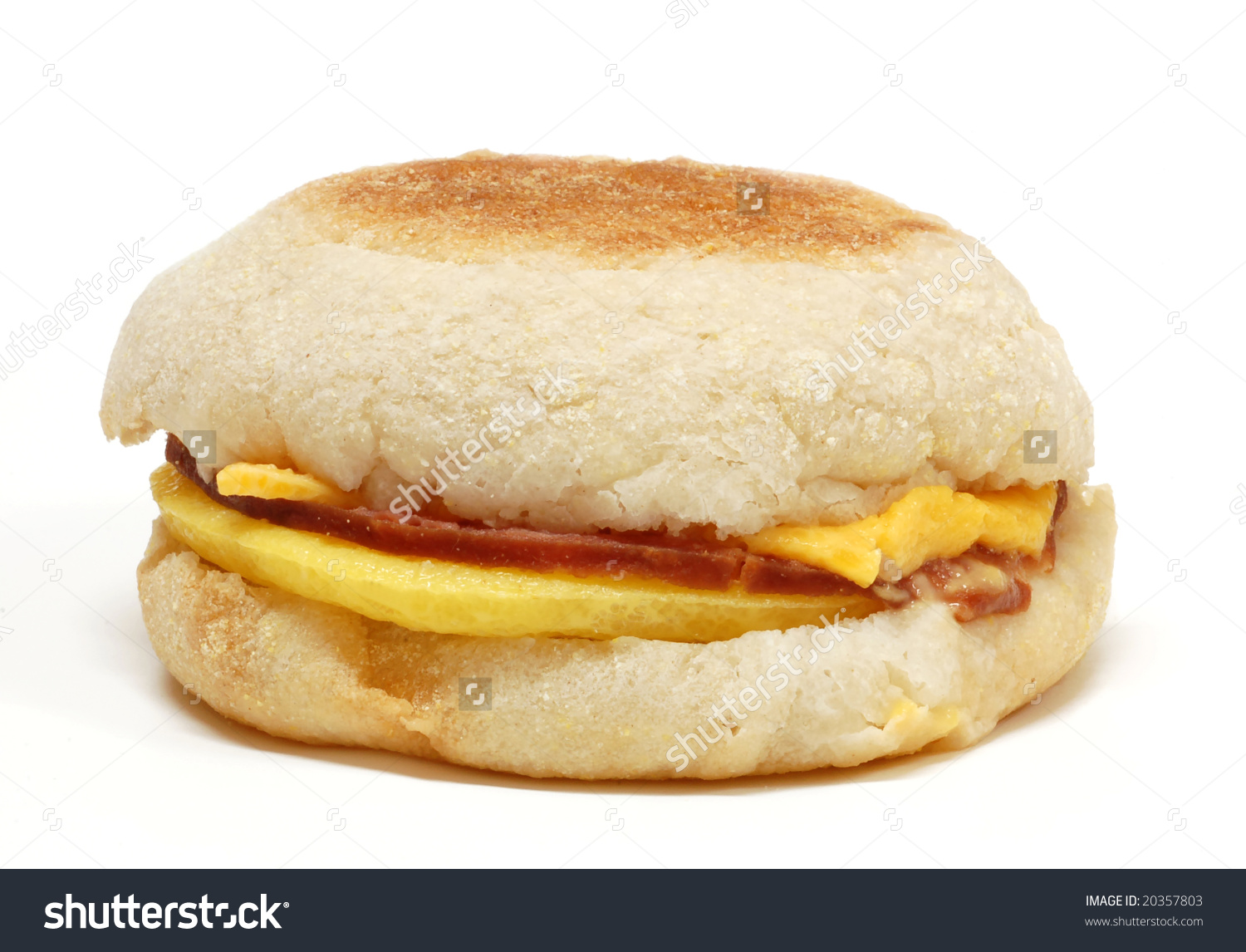 Healthy Egg Sandwich Made Egg Whites Stock Photo 20357803.
