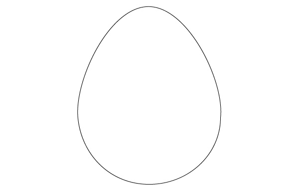 Clipart egg shaped.