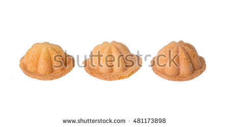 Egg Sponge Stock Photos, Royalty.