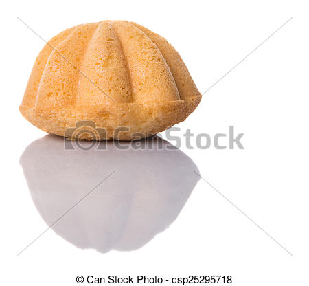 Stock Photography of Malay Kuih Bahulu.