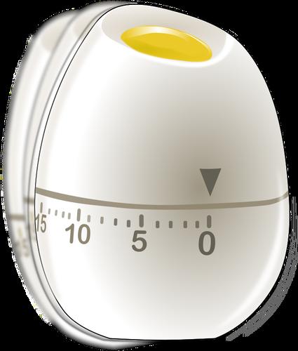 Shaking egg timer.