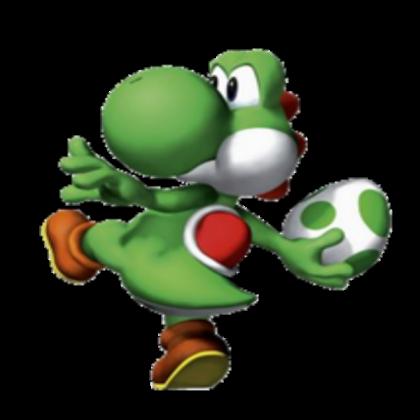 SR64 Yoshi Egg toss.