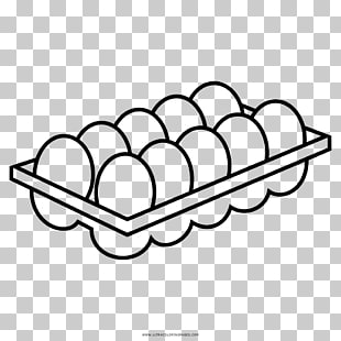 Chicken Egg carton Tray , poultry eggs PNG clipart.