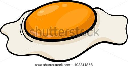 Cartoon Egg Yolk Stock Photos, Royalty.