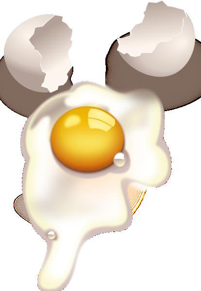 Egg Uncooked Clip Art at Clker.com.