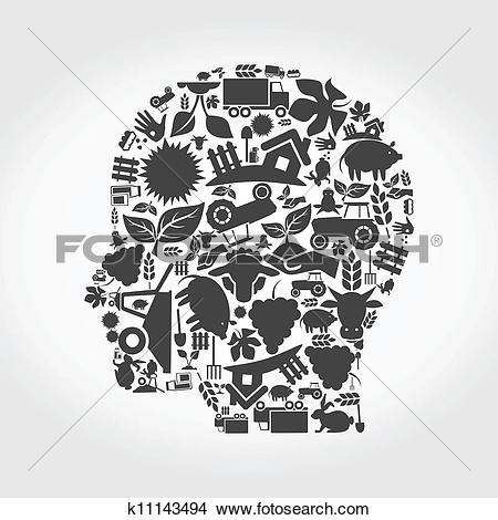Egg head Clip Art Vector Graphics. 731 egg head EPS clipart vector.