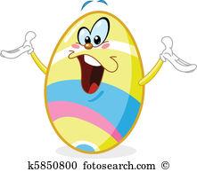 Egg head Clip Art Vector Graphics. 731 egg head EPS clipart vector.