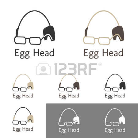 293 Egghead Stock Illustrations, Cliparts And Royalty Free Egghead.