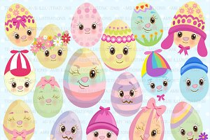 Egghead clipart Products ~ Creative Market.