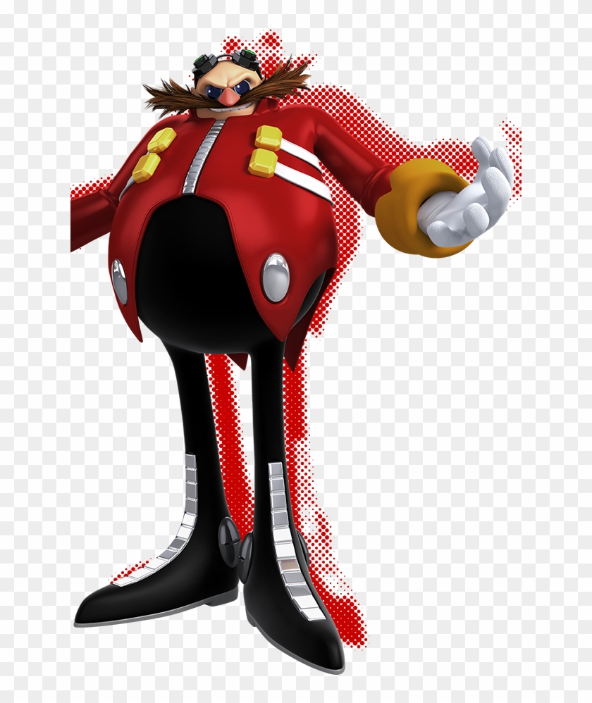 Sonic Forces Dr Eggman , Png Download.