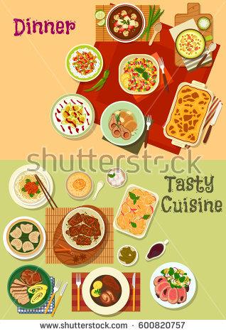 Casserole Dish Stock Vectors, Images & Vector Art.