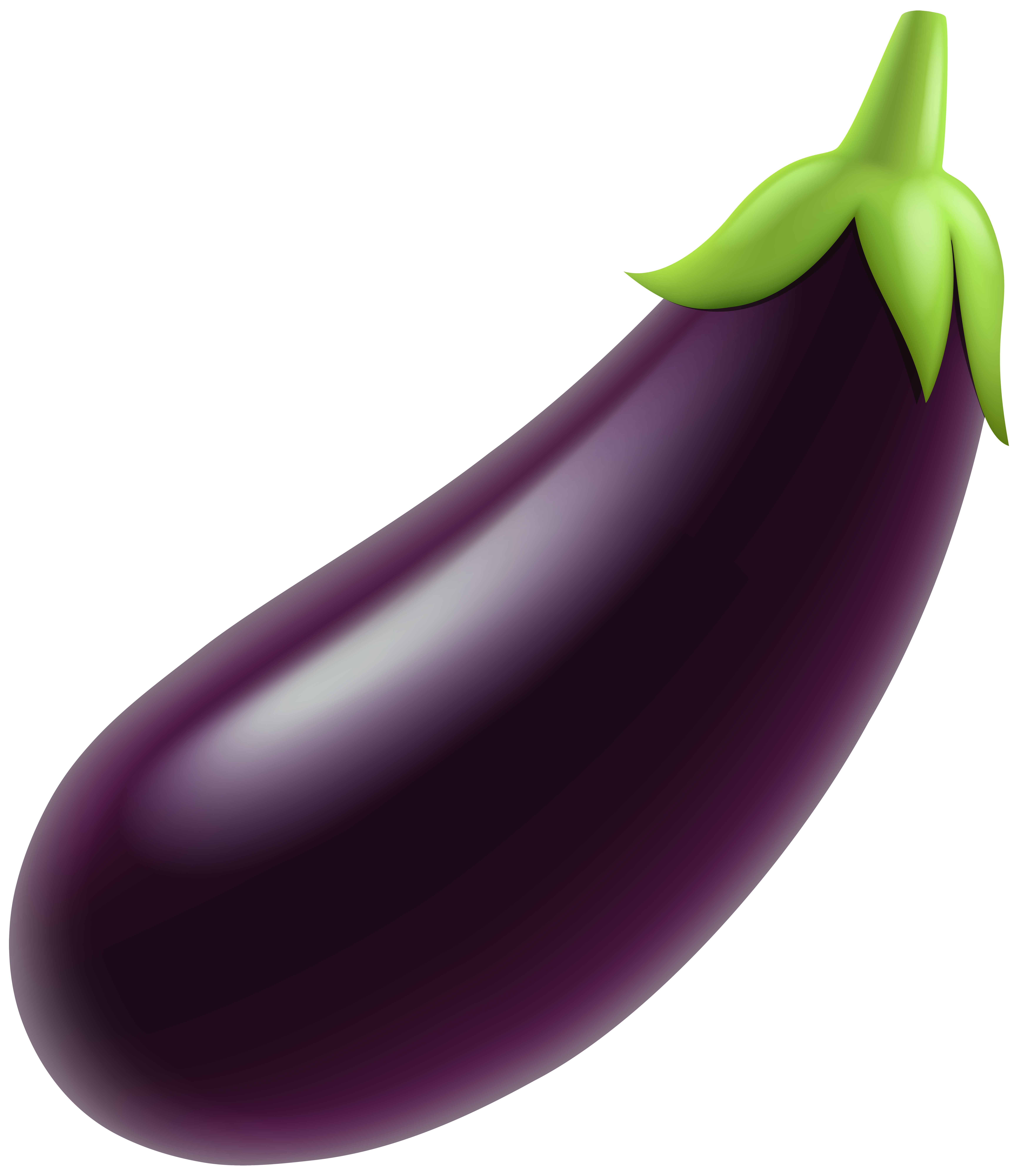 Clipart eggplant.