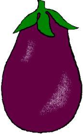 Eggplant Clipart Index.