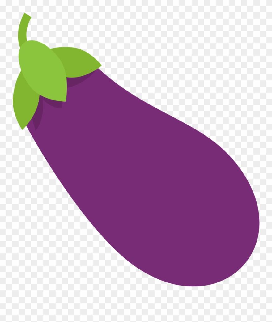 Eggplant Clipart Svg.