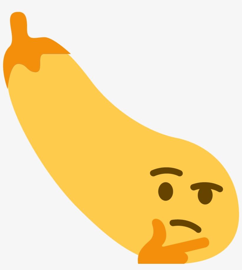 Png Eggplant Emoji.