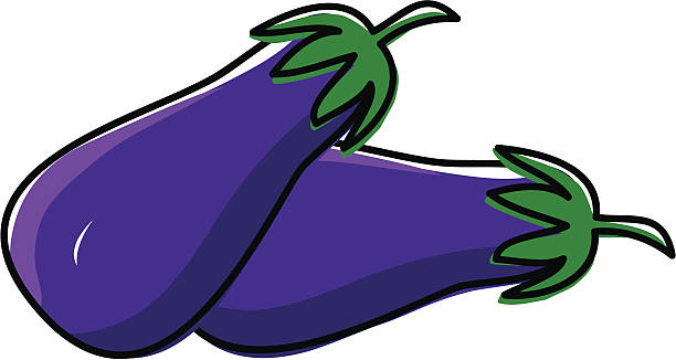 40+ Eggplant Clipart.