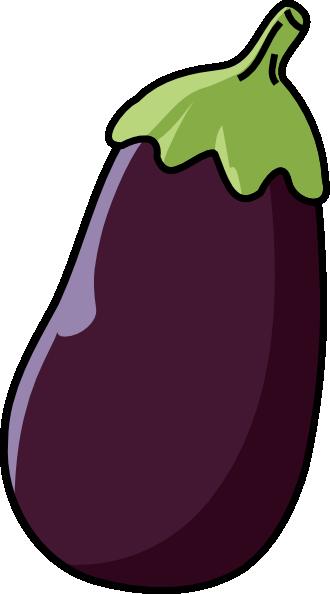 Eggplant Clip Art at Clker.com.