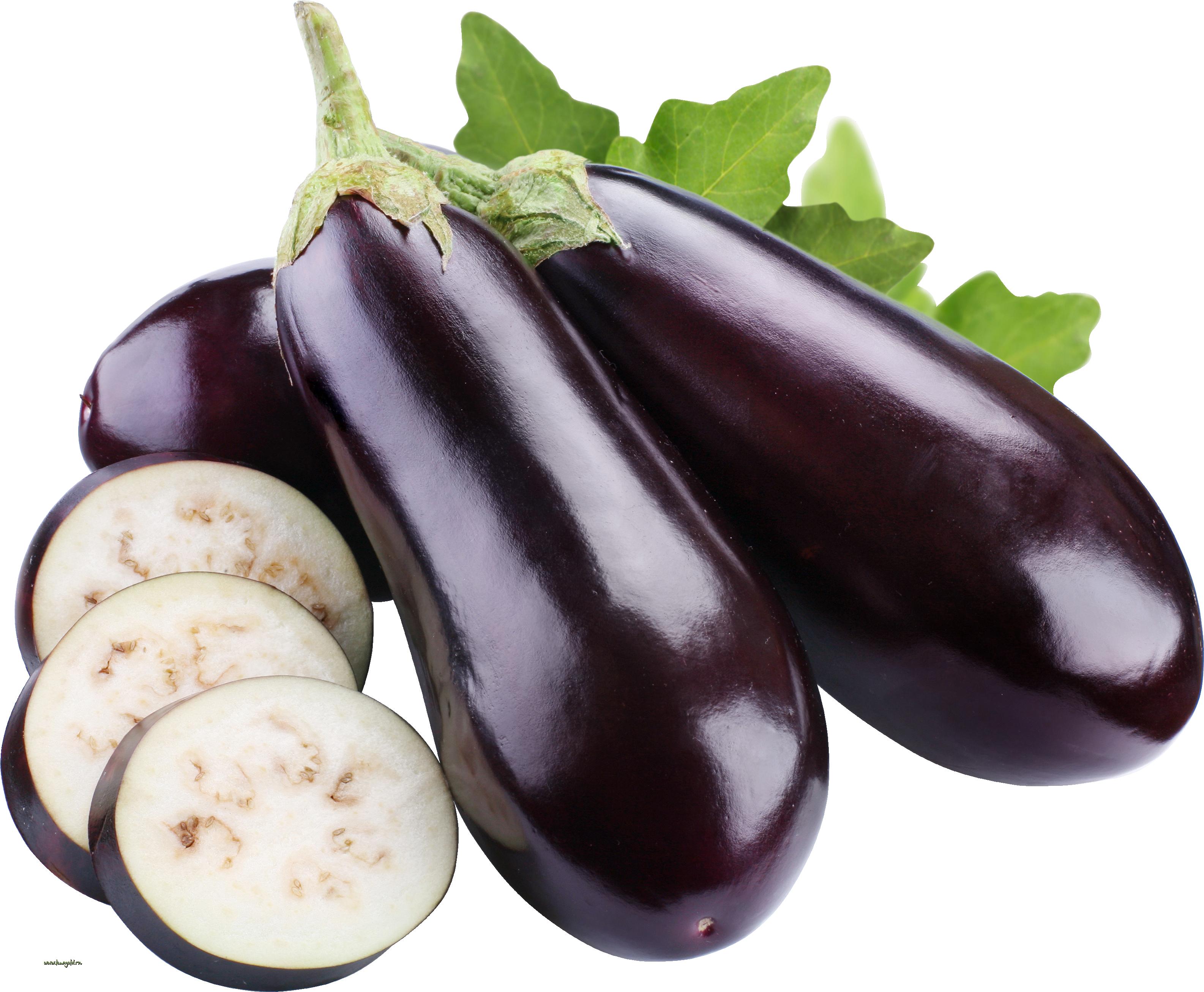 Eggplant PNG Image.